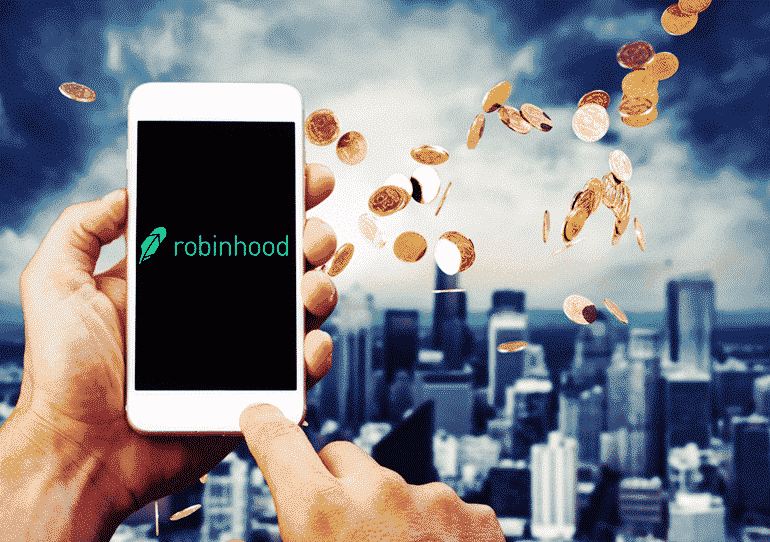 Robinhood start up