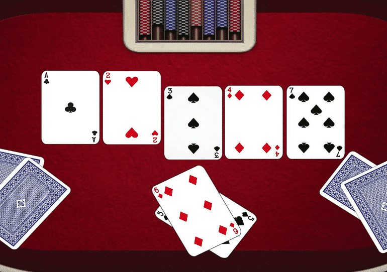 The Blockchain Technology Used By The Poker Player Teenager In China