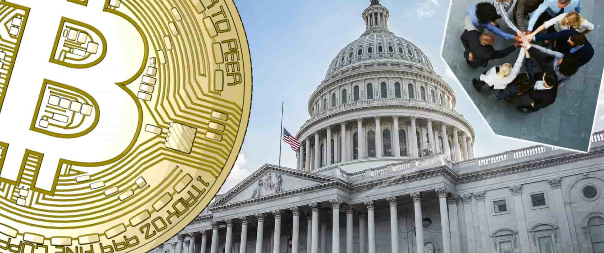 Crypto Industry Leaders Establish Washington