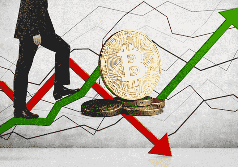 The fall of Bitcoin over 10 the cryptocurrency market