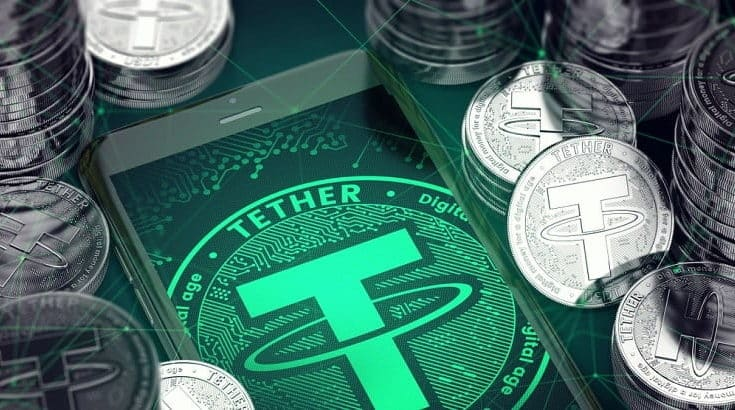 Tether Stablecoin Price Fallen to an 18-Month Low