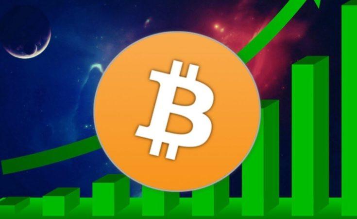 Bitcoin Rises 4.65% as Crypto Market Creeps Toward Breakout