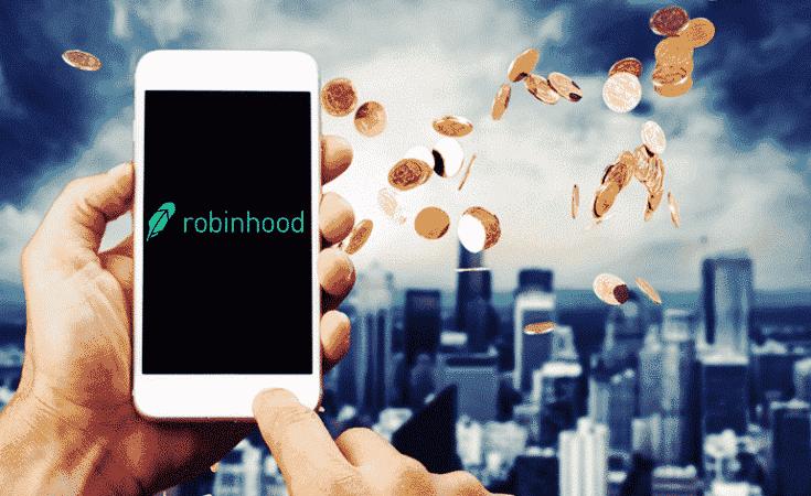 Robinhood start up