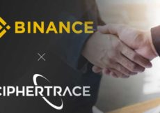 Binance strengthening
