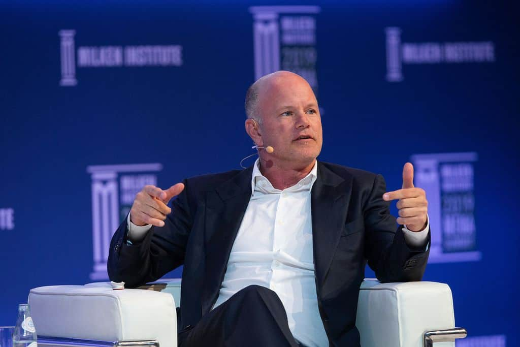 Galaxy Digital CEO Michael Novogratz Predicts Web 3.0 to revolutionize the World and not Bitcoin