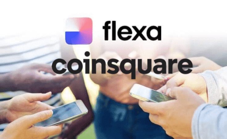Flexa partners with Coinsquare
