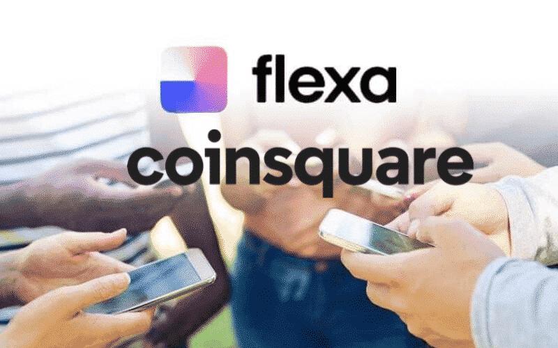 Flexa partners with Coinsquare