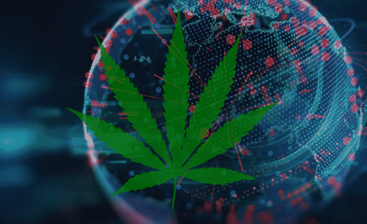 Cannabis Industry to Reap Massive Benefits from Blockchain