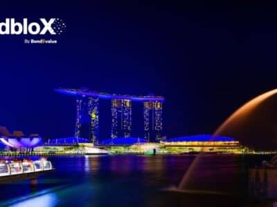 Singapore welcomes BondbloX Bond Exchange