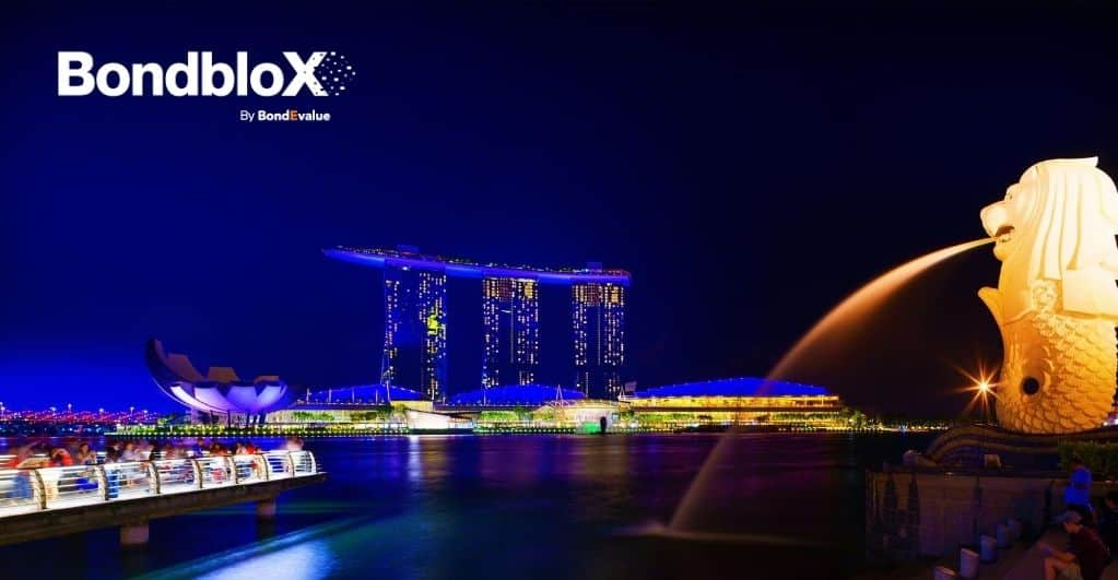 Singapore welcomes BondbloX Bond Exchange