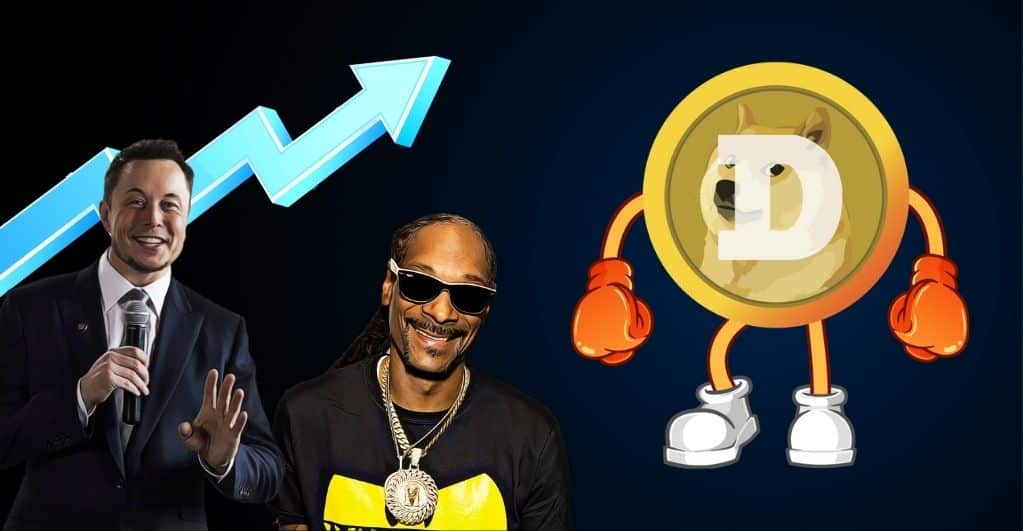 Celebrities Push Dogecoin All-time High
