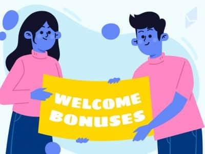 Welcome Bonuses in Crypto Casinos